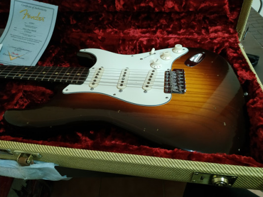 Fender Stratocaster Custom Shop LTD 1957 Strat Journeyman Relic