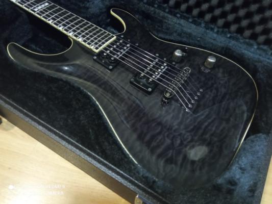 Guitarra ESP Horizon NT II STBLK Made In Japan 2011
