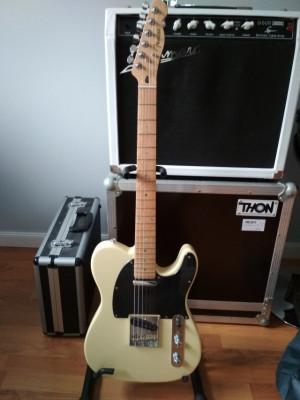 Fender telecaster, lite Ash  Made in Korea