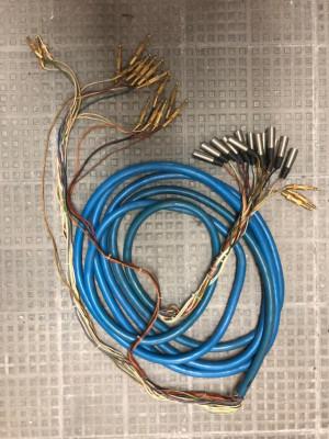 Mangueras / cable multipar / multicore