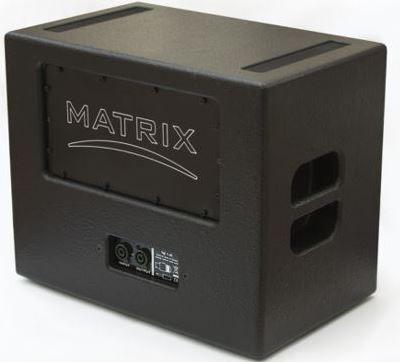 Matrix FRFR Q12 Passive para Kemper...ENVIO INCLUIDO