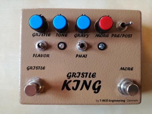 T REX GRISTLE KING