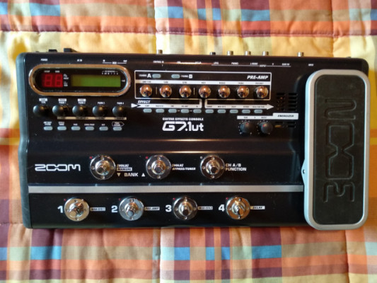 Zoom G7.1ut