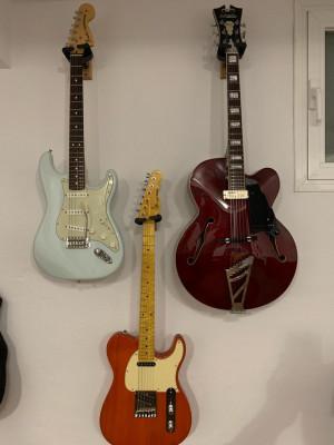 [Reservada] Fender American Special Stratocaster 2017