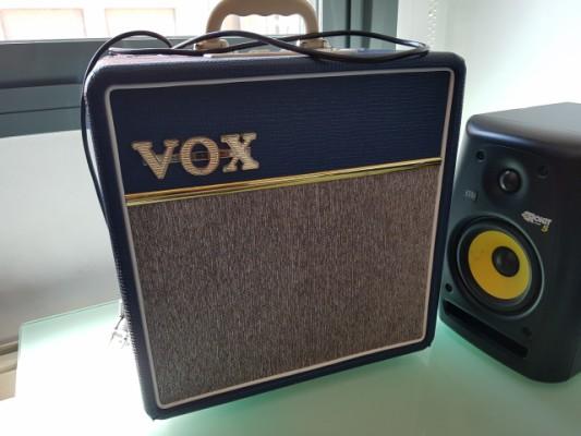 VOX AC4 C1 Blue, con weber blue alnico