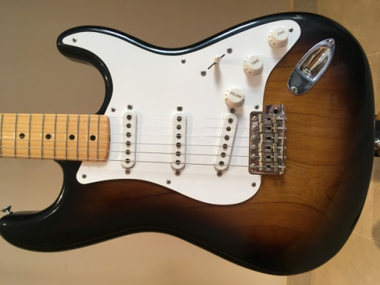 Cambio o vendo Fender masterbuilt 54 Custom Shop 50 aniversario