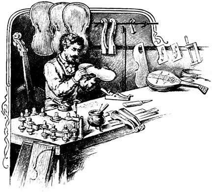 Luthier en San Sebastián de los Reyes (Madrid norte)