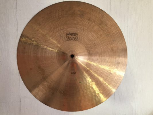 Ride Paiste 2002 Black Label