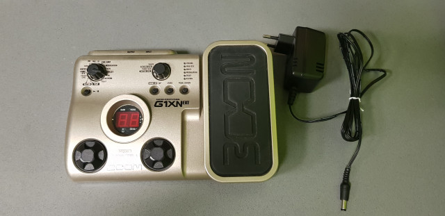 Pedal ZOOM G1XNext