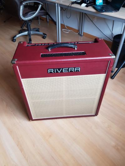 Amplificador RIvera Quaiana
