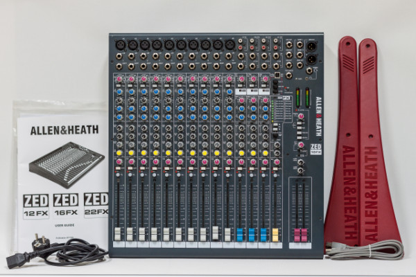 Mesa Allen & Heath ZED-16FX