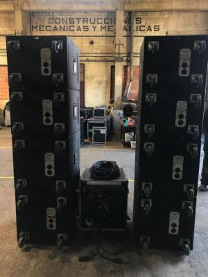 Equipo de sonido Dynacord Electrovoice Cobra 2