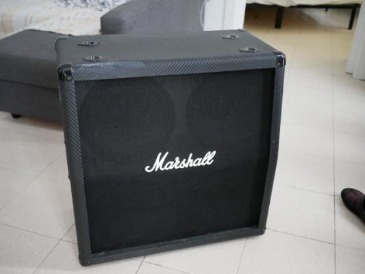 """Pantalla Marshall 4x12"""" MG412ACF"""