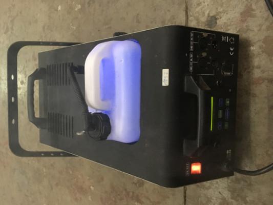 Máquina de humo 3000W DMX