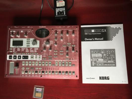 Korg electribe ESX-1 Smart media Version
