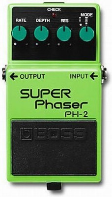 BOSS Super Phaser PH-2 (vendo o cambio)