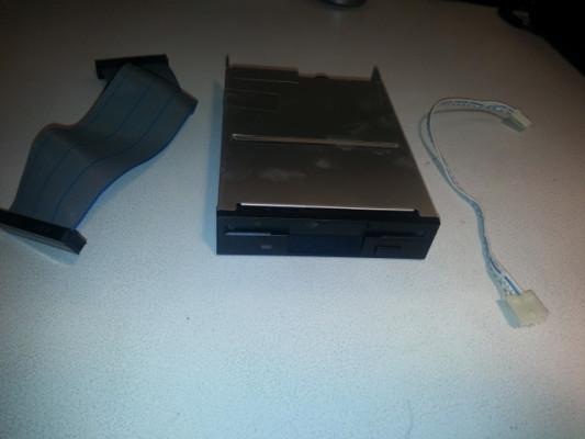 Akai S1000 S1100 Floppy Disk