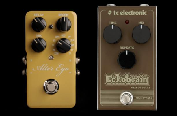 TC Electronic Alter Ego v1 y Echobrain
