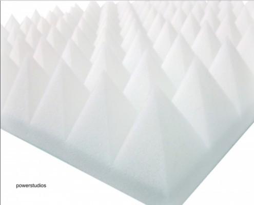 Oferta, panel acústico blanco alta calidad, 24 unidades 49x49 x6 cm, para los que no quieren empequeñecer su espacio