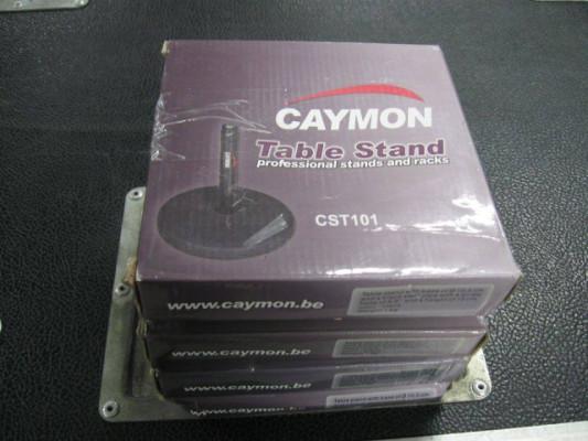 Soporte de micrófono Caymon CST-101