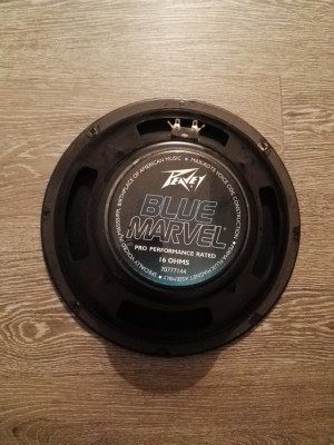 "(O vendo) Cono Blue Marvel 12"" 16 Ohm speaker"