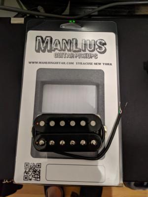 REBAJA TEMPORAL Manlius Vinyl Humbucker Bridge
