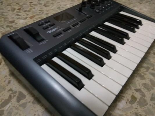M-Audio Oxygen 25 Mark 2 USB MIDI No envío