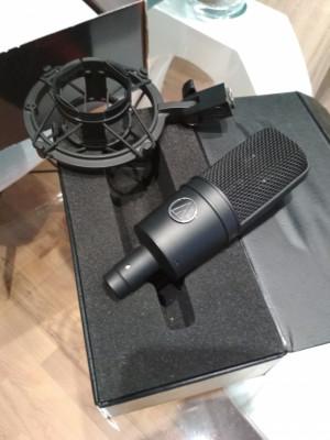 Audio-TechnicaAT4040 SM Micrófono de estudio