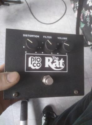 Pedal Proco Ray Reisue 1991