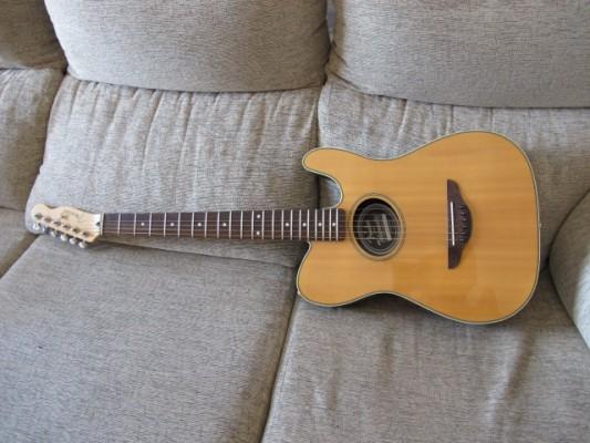 Fender Telecoustic natural