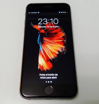 IPHONE 6s 64gb muy buen estado