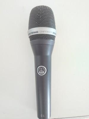 Akg C5 condenser mic