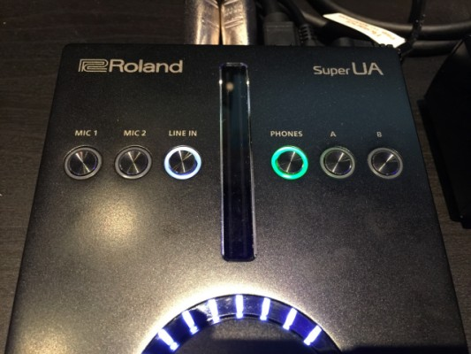 Tarjeta de Sonido Roland Super UA