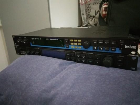 Multiefectos TC Electronic M One XL y Lexicon  MPX1 No envío