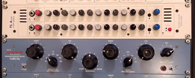Ecualizador Warm audio