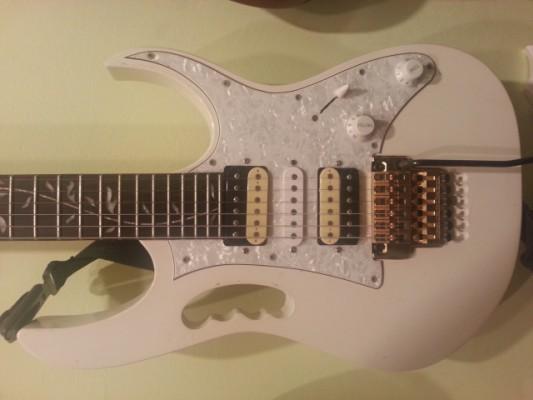 OFERTON Guitarra JEM custom made