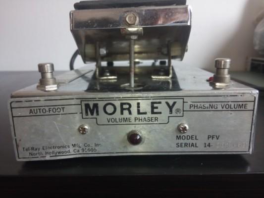 Morley original vintage Volumen Phaser