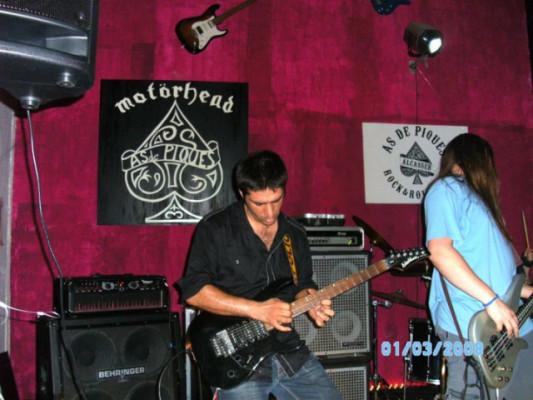 Guitarra busca grupo rock valencia