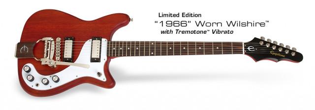 Busco Epiphone Worn 1966 Wilshire con Tremolo