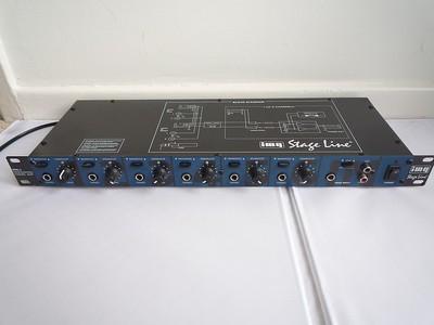 Amplificador de cascos stage line ppa1