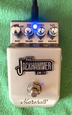 Marshall Jackhammer Modificado