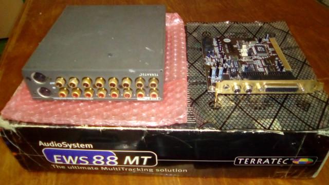 Terratec EWS 88 MT