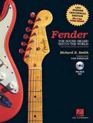 Fender: The Sound Heard 'Round the World [With DVD] (Tapa Dura)   NUEVO