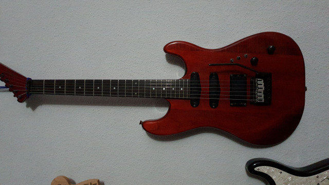 Schecter Usa 1987 100% original