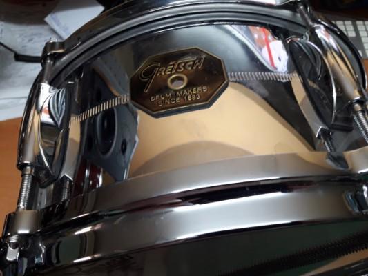 Caja Gretsch Usa brass 13x6 rebajada