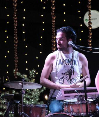 baterista licenciado en musica