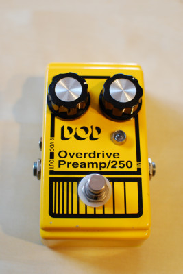 DOD 250 overdrive