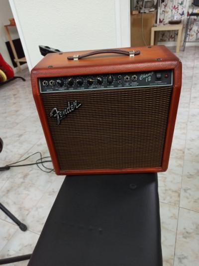 Amplificador Fender Champ 12