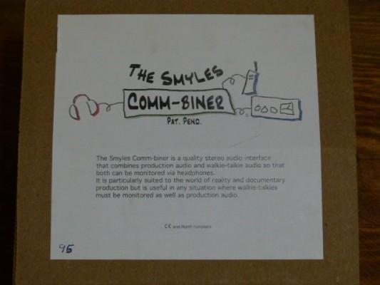The Smyles Comm-Biner