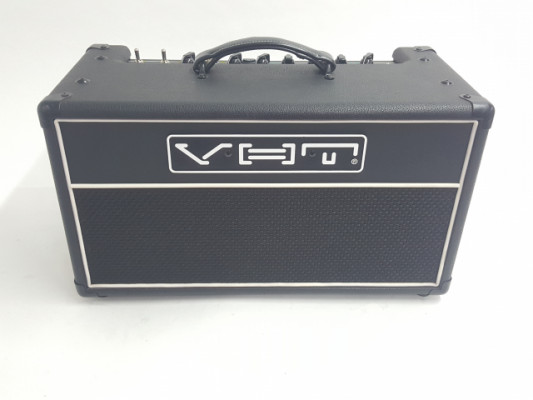Cabezal Amplificador VHT a válvulas
